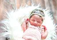 Michela Newborn Shoot